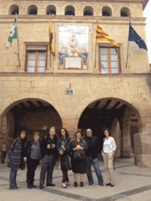 Tarragona shows the Genius Route to French journalists