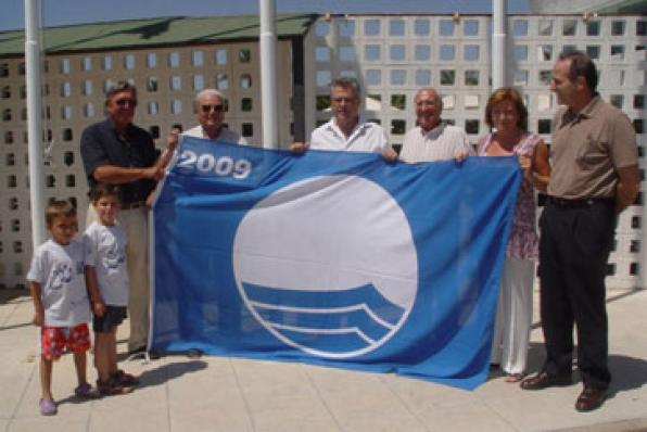 The beaches of Salou Q renew the flag for the second year