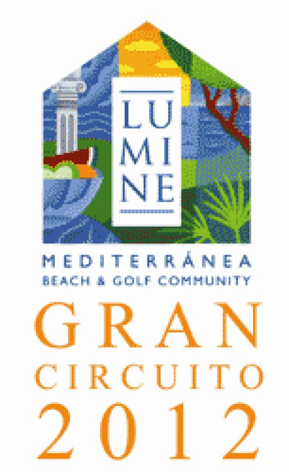 Starts the great golf course Lumine 2012