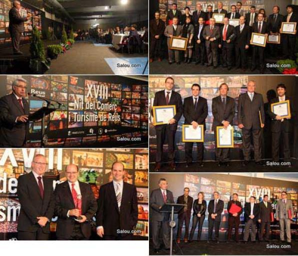 Gallery Night XVIII of Trade and Tourism of Reus