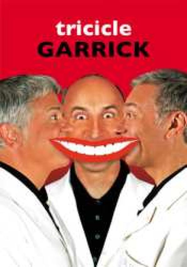 'Garrick', by Tricycle, in the Fortuny in Reus on May 23