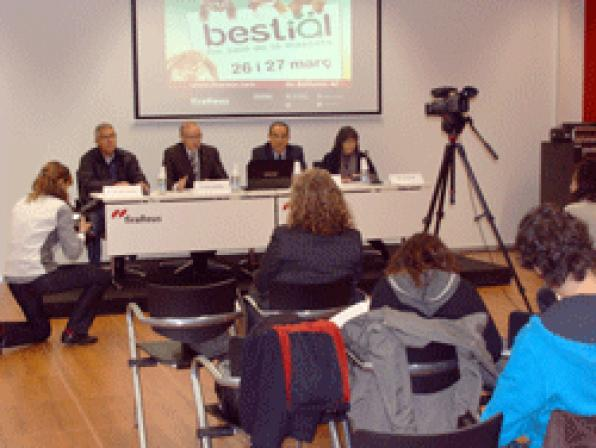 Bestial, 2nd Hall of Mascots, is presented in Reus Fair this weekend