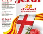 Vila-seca celebrates Sant Jordi with various events