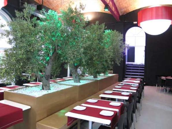 Portofino opens in Reus a large restaurant with seating for over 300 diners