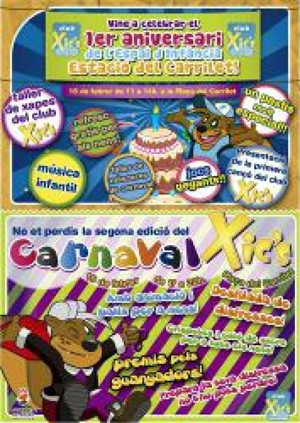 Salou holds this Saturday XicŽs Carnival