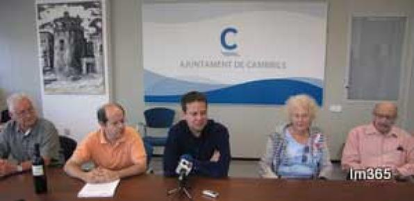 Cambrils ARCCI and investigate the weight of Jewish influence in the history of the commune