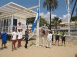 Distinctive Quality: Four EU blue flags for beaches of Cambrils