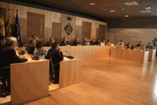 City Council approves Salou municipal mandate for 2011-2015