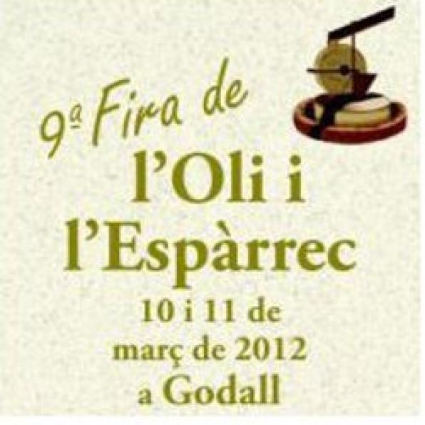 Terres de l'Ebre inaugurates the 9th Fair of Oil and asparagus in Godall