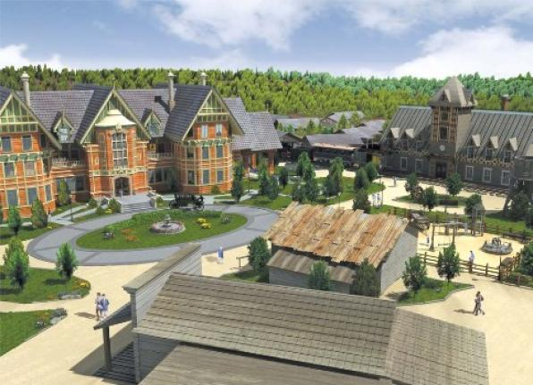 PortAventura opens the next July 17 th the new Gold River Hotel