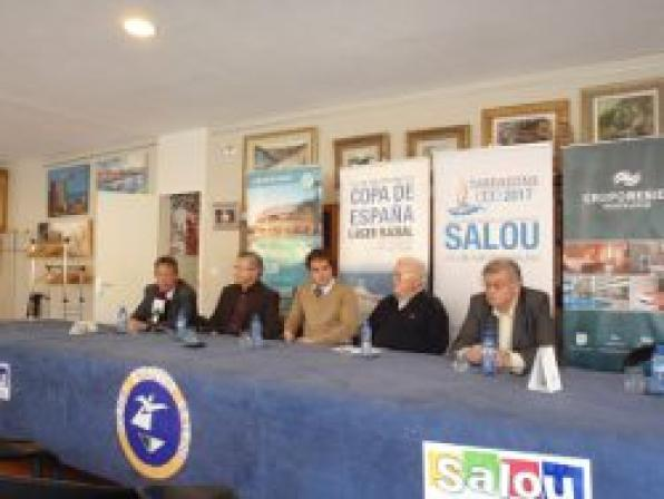Presentation of the Spanish Cup Sailing Laser 2012