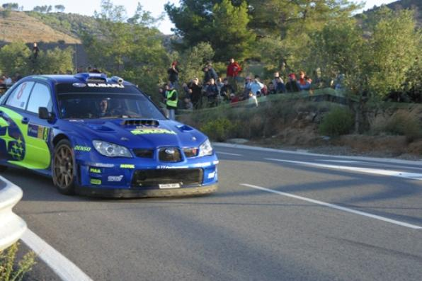 The RallyRACC 2009 is nearing