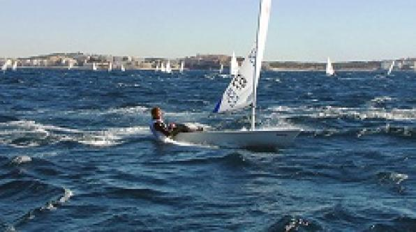 Alicia Cebrian wins the Spanish Radial Laser Cup Salou