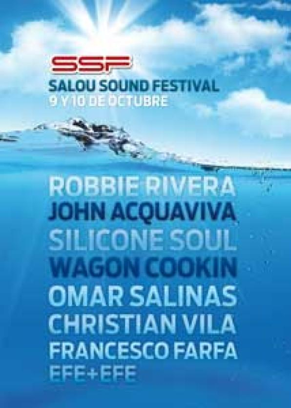 Salou Sound Festival arrives to the Costa Dorada loaded of electronic music and new tendences 1