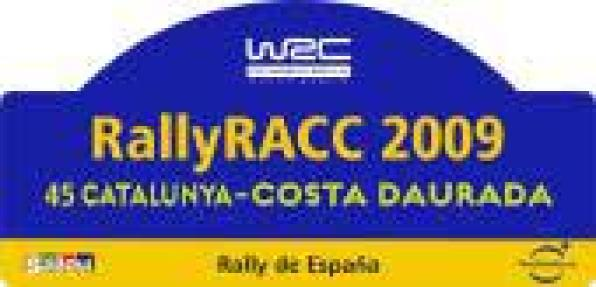 The 2009 Rally RACC Catalunya-Costa Daurada Rally of Spain starts on 1st October in Salou 1