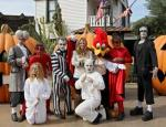Genoveva Casanova inaugurates the new Halloween season in the park PortAventura