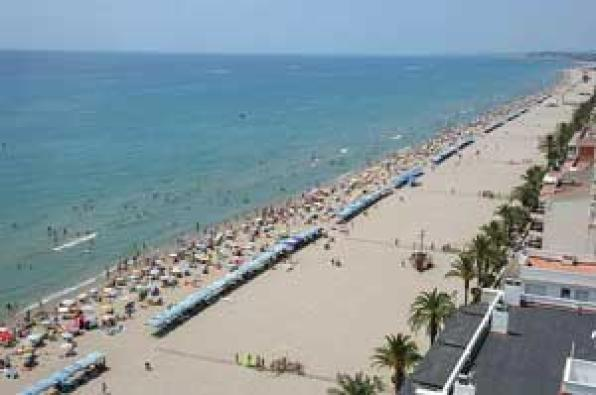 Calafell this summer has seen a 3% increase hotel occupancy