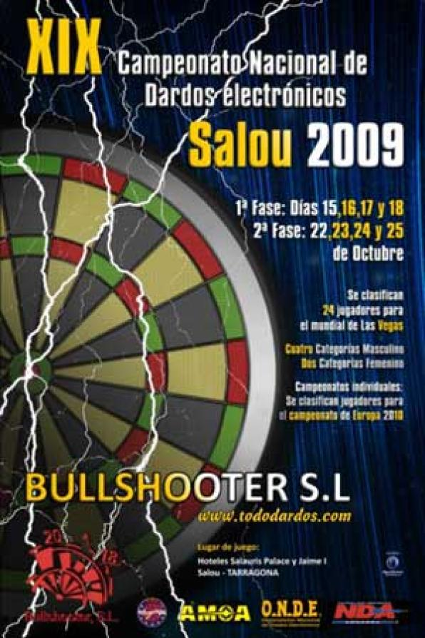 Salou welcomes National Darts Championship during October