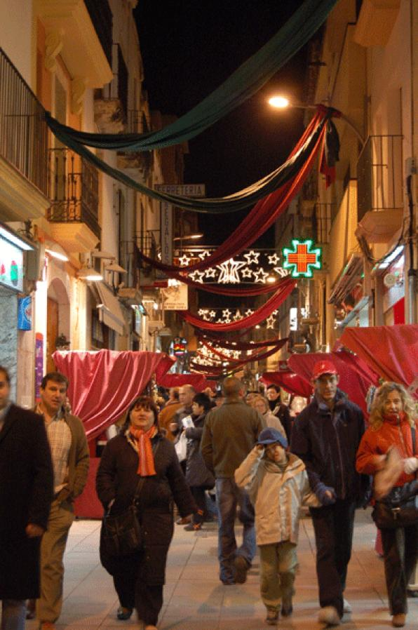 The III Christmas Fair Torredembarra commitment to local trade