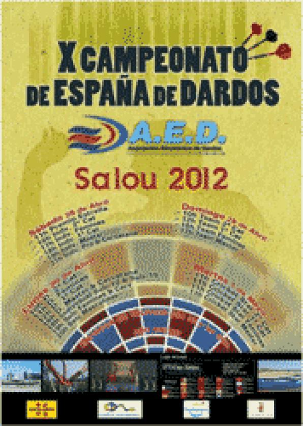 Salou hosts this weekend the 1,500 participants in the Tenth Spanish Championship of Darts
