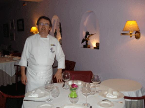 The Albatros Restaurant continues through April with the XVII Pork Days
