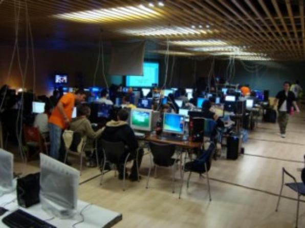 Opened the registration period to Salou Lan Party 2010