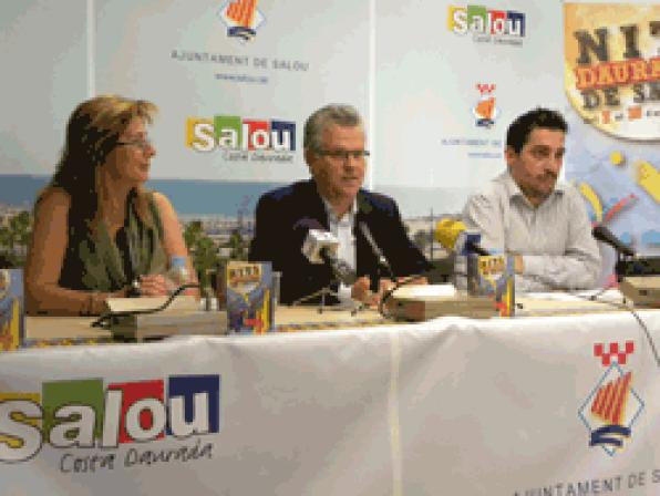 Salou is preparing a new edition of the Nits Daurades (Golden Nights)