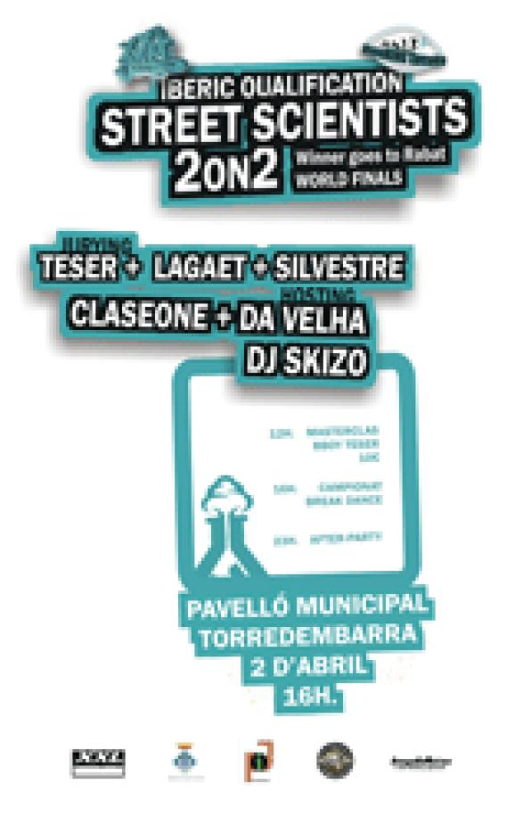 The Championship of Spain and Portugal Break Dance this Saturday in Torredembarra
