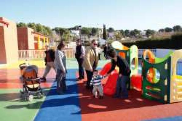 Calafell opens the fourth nursery and now reaches 283 places
