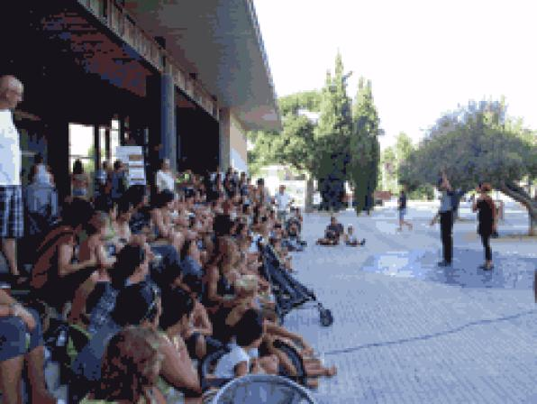 Salou dismisses the summer with activities for children and family