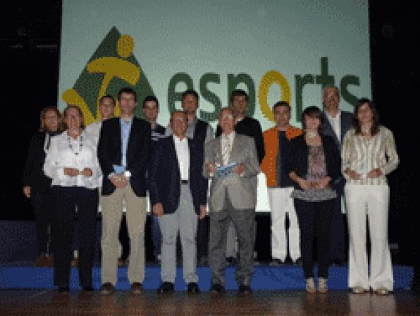 Vandellòs and Hospitalet recognize the achievements of local athletes at the IV Sports Gala