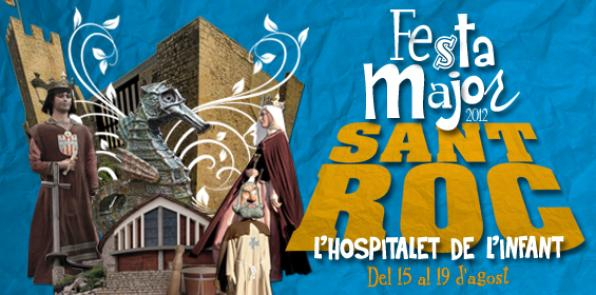 The Festival of L'Hospitalet include more than  sixty acts from 15 to 19 August