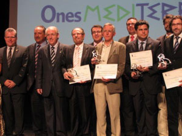 The TAS, the new headquarters of the awards Ones Mediterrània to cooperation and the environment