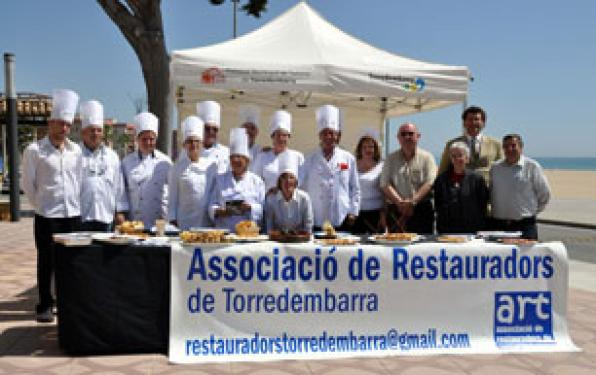 "The ""Gastronomic Torredembarra. Ranxets Spring"" come from 1 May to 13 June"