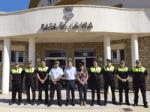 Local Police in Vandellòs and Hospitalet reinforces this summer
