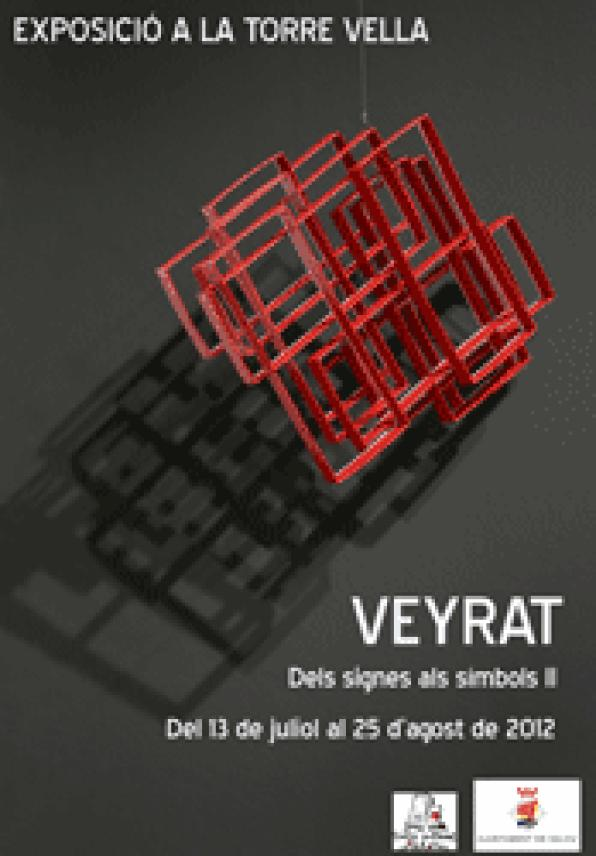 Marie-France Veyrat presents the exhibition 'From signs to symbols II' in Salou