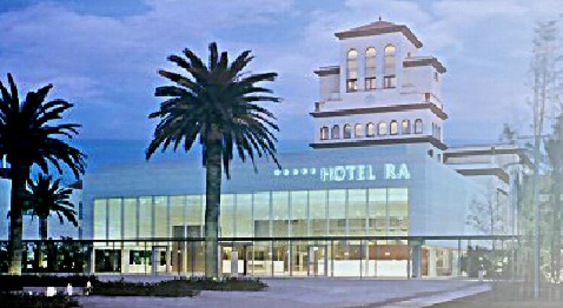 Le Meridien Ra Beach Hotel Spa
