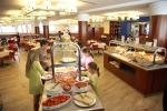 Restaurant and buffet of the Blaumar Hotel in Salou