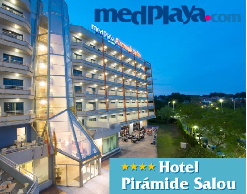 Hotel medplaya pir mide salou for Hoteles en salou con piscina