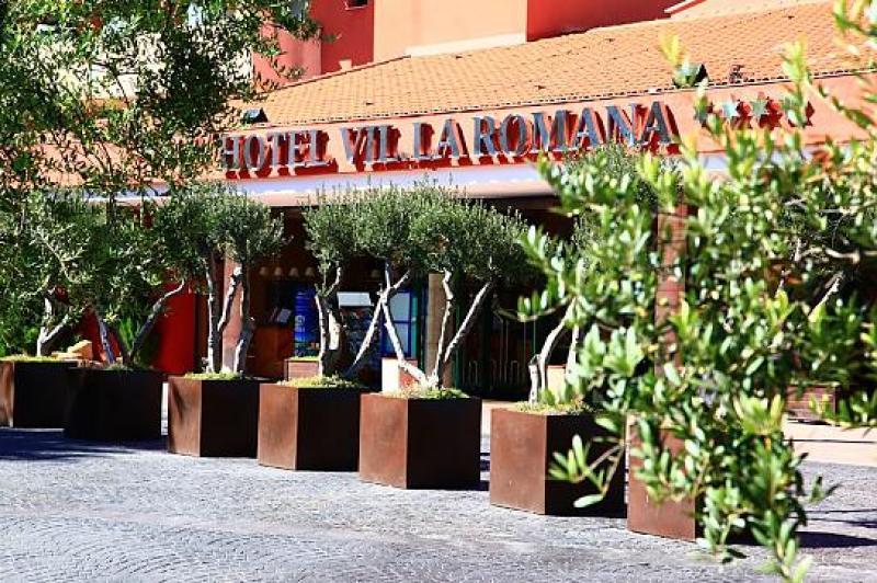 Ohtels Villa Romana To La Pineda