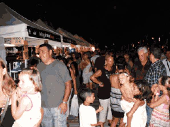 52,000 people visited the Fair Fora Stocks