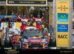 Victory for Sébastien Loeb, Daniel Elena and Constructors' World title for Citroen
