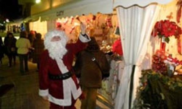 Salou mounted for the third consecutive year the Christmas Fair