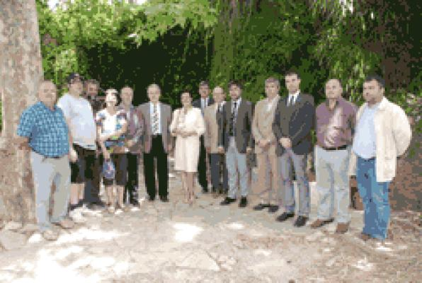 """La Caixa"" and Tarragona restore the forest and recover the garden of Mas Forès"
