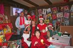 Christmas Fair in Salou by Freesia Group to raise funds for cancer