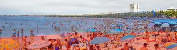 Russian tourism does augment the demanad of the hotels in salou and the Costa Dorada