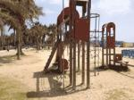 Salou renews playgrounds on the beaches of Llevant and Ponent