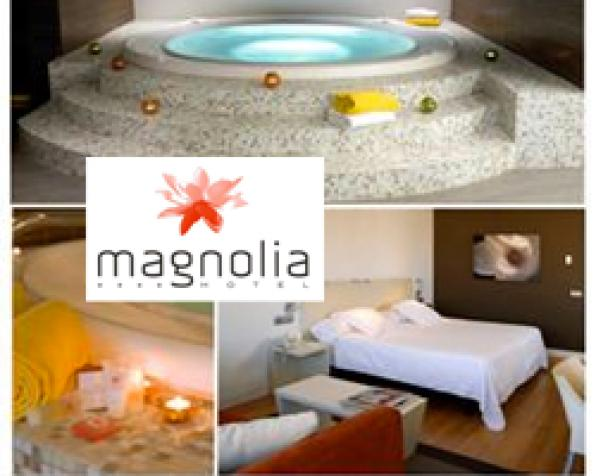 The Magnolia Hotel Spa offers a private and Javier Castillo a special menu for Valentine