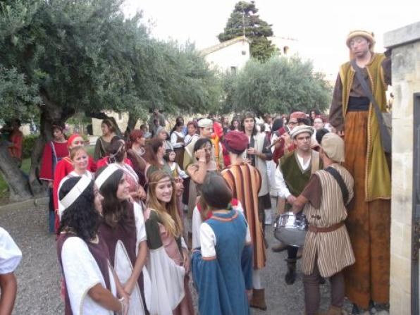 The celebration of King Jaume I fill Salou from tomorrow tradition, festival and business