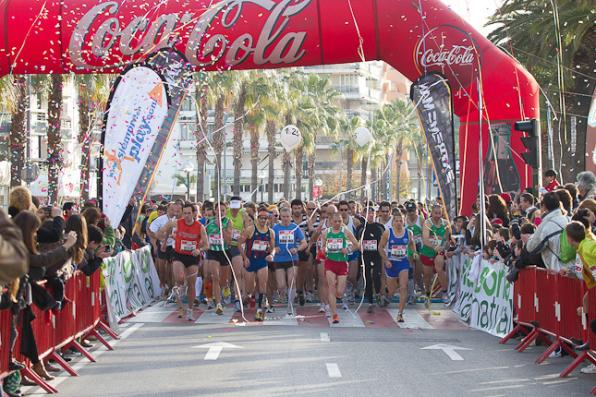 More than 1000 athletes registered in the half marathon which takes place this Sunday in Salou